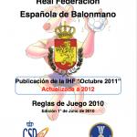 Balonmano Lleida - Reglas de juego RFEB