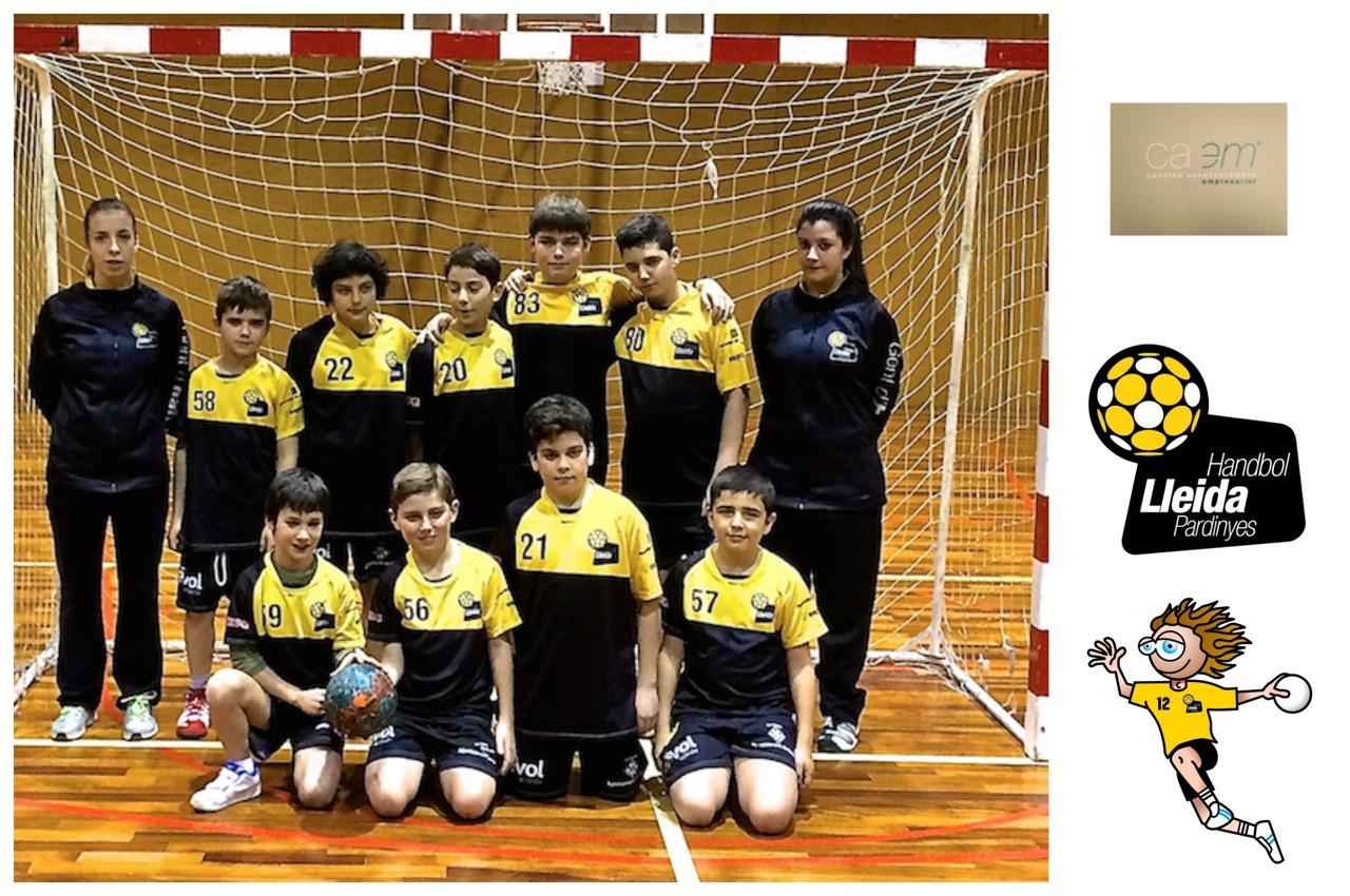 CAEM Escola d'Handbol Lleida Pardinyes