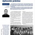 Handbol Lleida - Article Txema del Rosal entrenamiento de contrastes