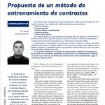 Handbol Lleida - Article Txema del Rosal sobr fuerza explosiva