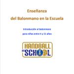 Handbol Lleida - Introduccion al balonmano 5 a 11 años