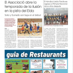 Handbol Lleida La Mañana previa Gava