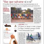 Handbol Lleida Pardinyes 1ª Nacional