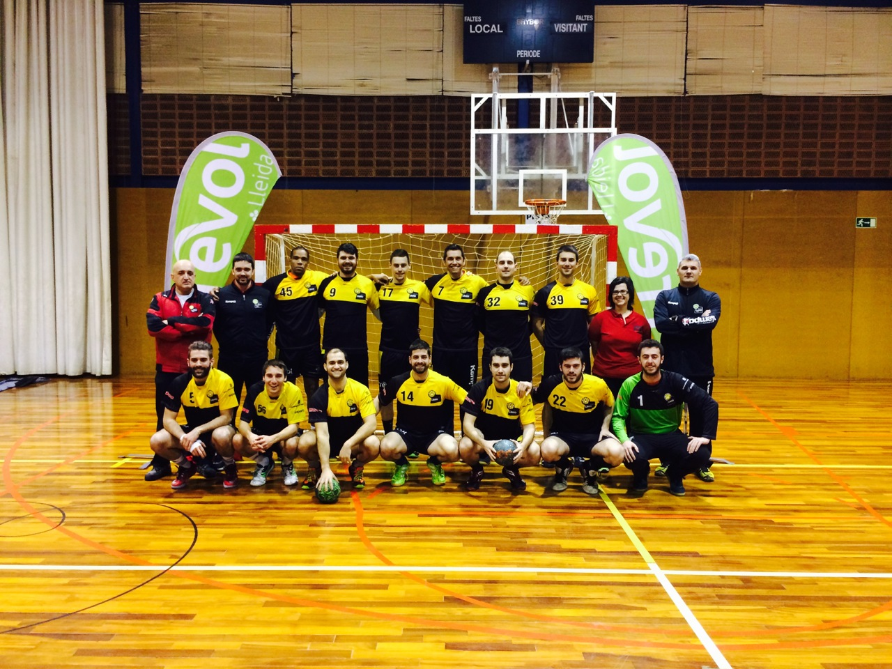 Handbol Lleida Pardinyes-Senior A