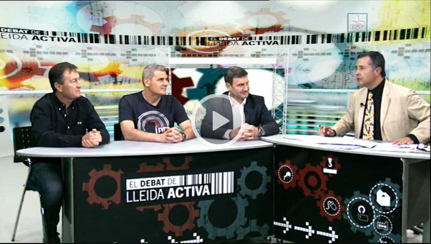 Handbol Lleida Pardinyes el Debat de Lleida Activa