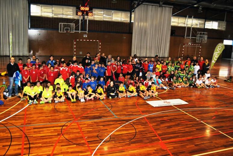 Handbol Lleida Pardinyes escola handbol
