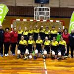 Handbol Lleida Pardinyes senior femení