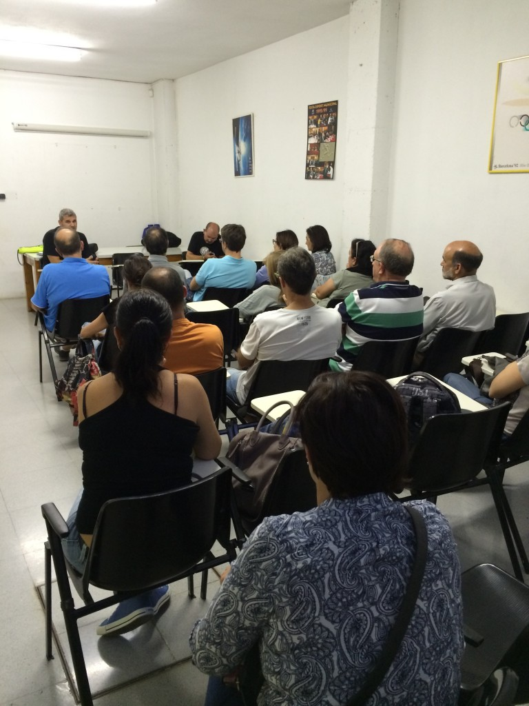 Handbol Lleida Pardinyes assemblea socis
