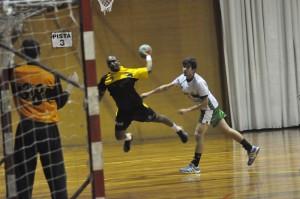 Kelvin de Leon Club Handbol Lleida Pardinyes