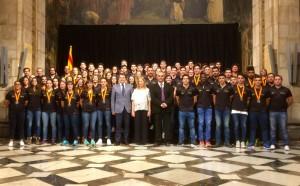 Pau Isern jugador del CH Lleida Pardinyes integrant de la seleccio catalana cadet 3